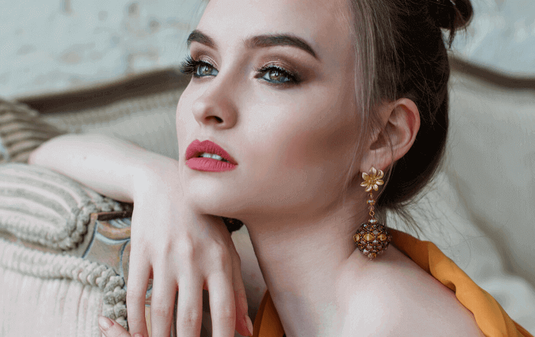 化粧_女性